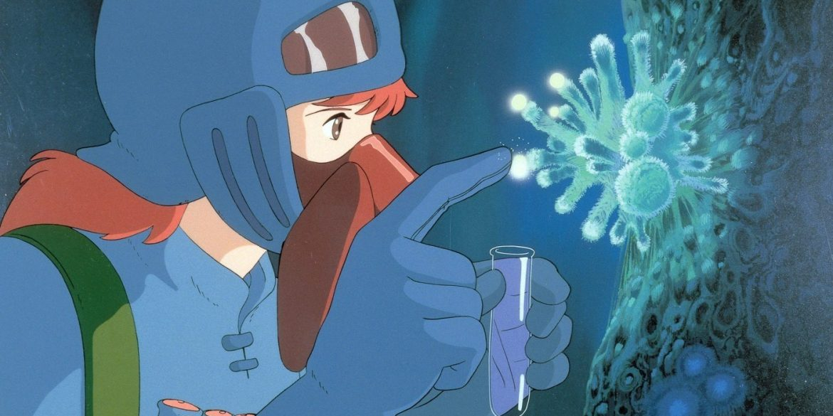 Nausicaä of the Valley of the Wind (1984) | Studio Ghibli