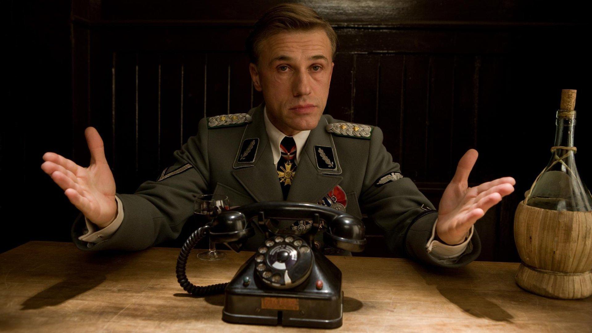 Christoph Waltz in Inglourious Basterds (2009) | Lantern Entertainment