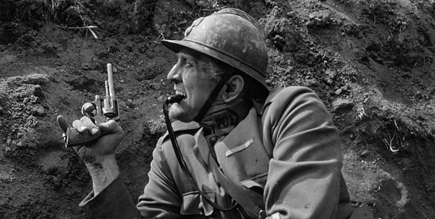 Kirk Douglas in Paths of Glory (1957)   MGM