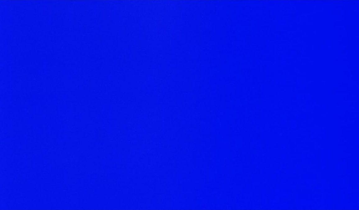 Blue (Jarman, 1993)