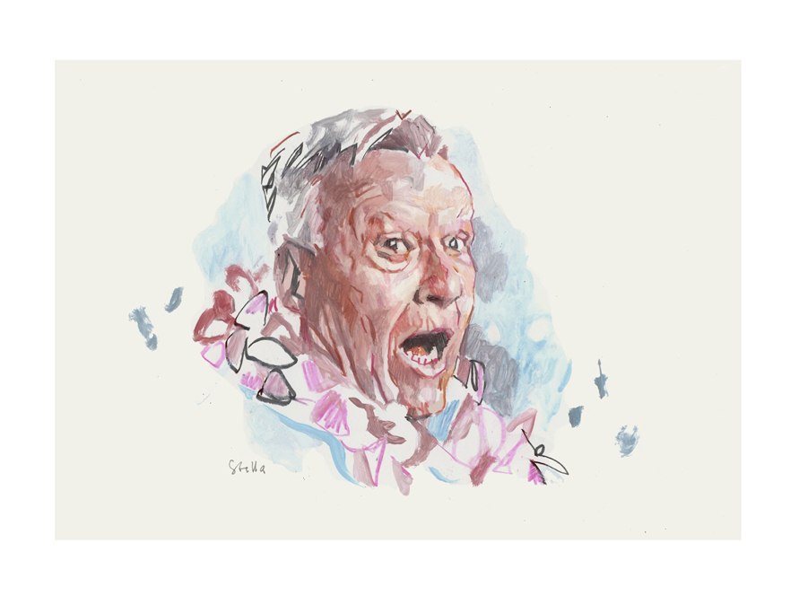 Dick Johnson is Dead (2020) | art by Tony Stella
