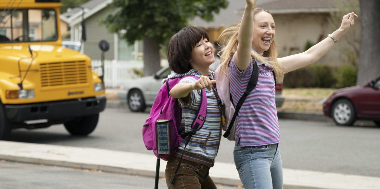 Maya Erskine and Anna Konkle in PEN15 | Hulu