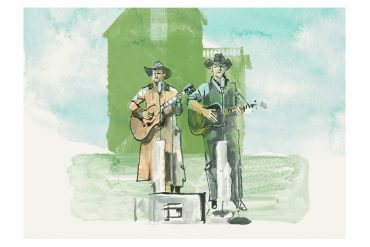 Prairie Home Companion (2006) | Art by Tony Stella