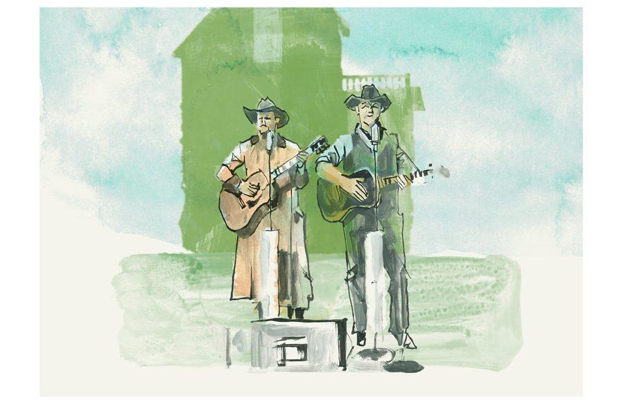 Prairie Home Companion (2006) | Art by Tony Stella