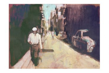 Buena Vista Social Club | art by Tony Stella