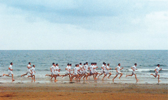 The opening scene from Chariots of Fire (1981)