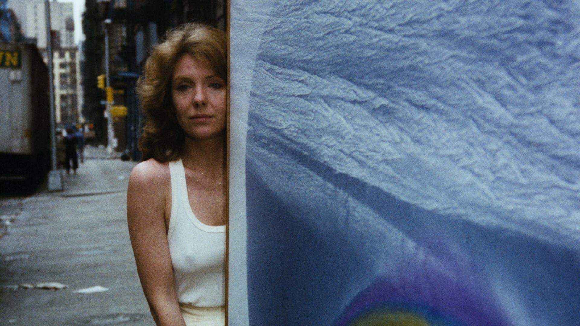 Jill Clayburgh in a scene from An Unmarried Woman