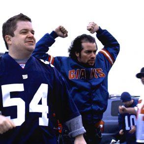 Patton Oswalt and Kevin Corrigan in Big Fan (2009)   FilmRise