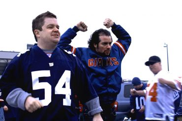 Patton Oswalt and Kevin Corrigan in Big Fan (2009) | FilmRise