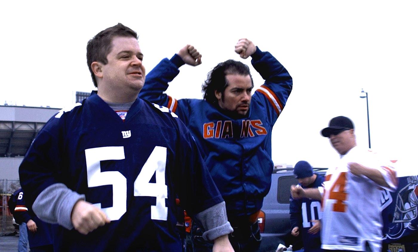 Patton Oswalt and Kevin Corrigan in Big Fan (2009) | FilmRise