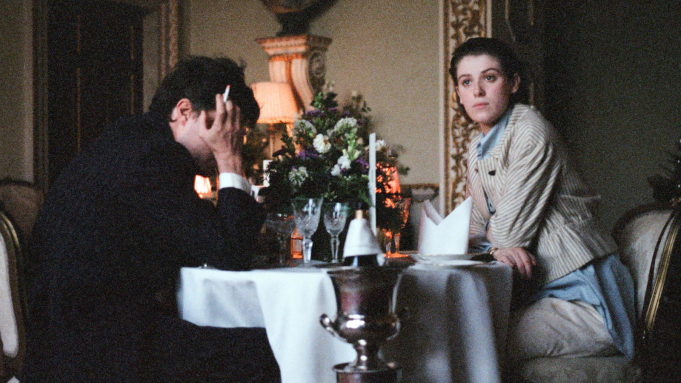 A scene from The Souvenir